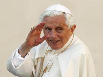 Dernier rendez-vous de Benoît XVI avec les fidèles, émotion au Vatican dans Actualité pape-2202131