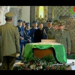 Toufik lors de l'assassinat du Président Mohamed boudiaf