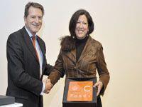 Habiba Djahnine reçoit le prix Prince Claus 2012 dans Culture habiba-djahnine