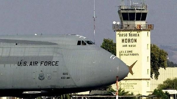 Des Marines et des avions de combat US en Espagne, en prévision d'une chute du régime en Algérie dans Actualité 5447769-8127486
