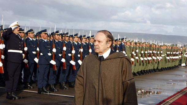 La sex-tape de Bouteflika avec sa maitresse Soraya H