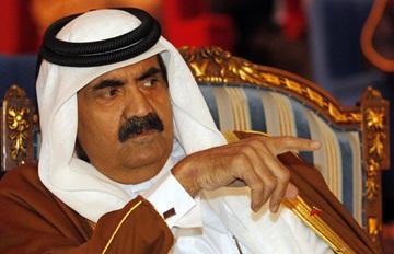 Qatar : Le coup d'état anti Emir qui dure 5 minutes ! dans Flash - Scoop 13710621275126