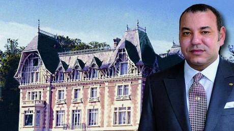 Le roi du Maroc, Mohamed VI, hospitalisé à Paris. dans Confidences mohamed-6