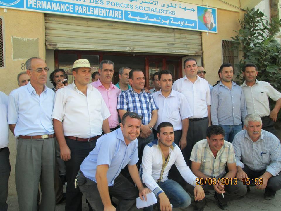 SCOOP AU FFS. dans Algérie ffs