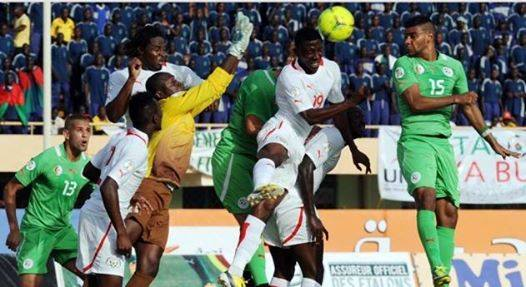 Coupe du monde 2014 : Le Burkina Faso risque l'élimination dans Flash - Scoop 1